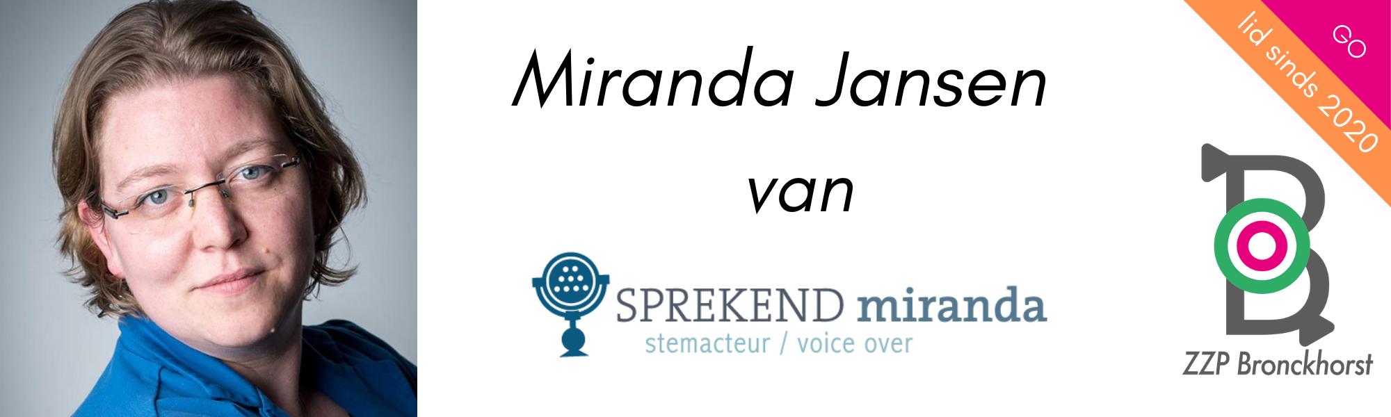 stemacteur-voice-over-sprekend-miranda-zzpbronckhorst